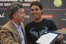 Rafael Nadal Argentina Press Conference (6) 2013