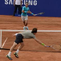 Rafael Nadal David Ferrer Lima Peru 2013 (6)
