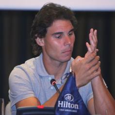 Rafael Nadal David Ferrer Peru Press Conference (14)