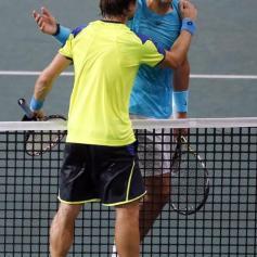 Rafael Nadal Ferrer Paris 2013 (8)