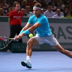 Rafael Nadal Gasquet Paris 2013 (5)