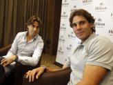Rafael Nadal in Peru Lima (2)