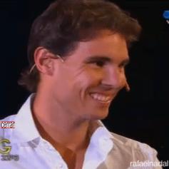Rafael Nadal Susana Giménez Show (2)