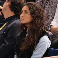 Rafael Nadal's girlfriend Maria Francisca Perello in Paris 2013 (2)