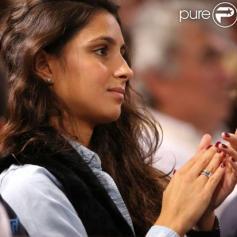 Rafael Nadal's girlfriend Maria Francisca Perello in Paris 2013 (5)