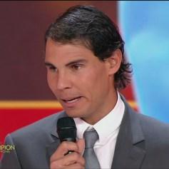 Rafael Nadal 'Champion of Champions' L'Equipe 2013 (6)
