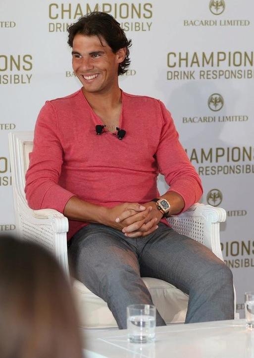 Rafael Nadal Fans Awards Best Off Court Outfit (1) – Rafael Nadal Fans