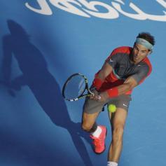 Rafael Nadal Jo-Wilfried Tsonga Abu Dhabi (1)