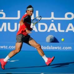 Rafael Nadal Jo-Wilfried Tsonga Abu Dhabi (5)