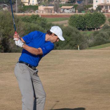 Rafael Nadal Plays Golf In Mallorca 2013 (15)