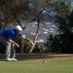 Rafael Nadal Plays Golf In Mallorca 2013 (7)