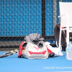 AO2014-Day-8-Rafael-Nadal-Practice0014