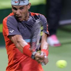 Nadal Kamke Doha 2013 (6)
