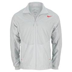 NIKE Men's Premier Rafa Tennis Jacket Light Base Gray (Photo: TennisExpress.com)