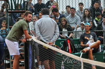 Photo via Monte-Carlo Rolex Masters (Official) Facebook