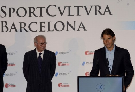 'Sport Cultura awards' in Barcelona 2014