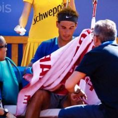 Open Banc Sabadell: Rafa Nadal vs Albert Ramos