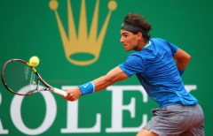 ATP Masters Series: Monte Carlo Rolex Masters - Day Four