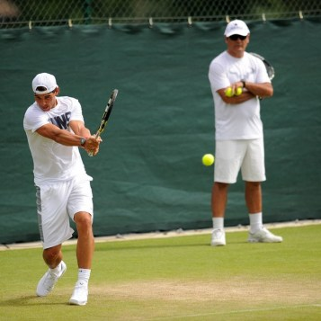 Thomas Lovelock/AELTC