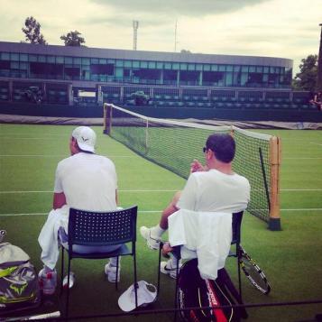 Wimbledon Twitter
