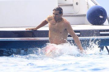 Rafael Nadal and his girlfriend Maria Francisca Perello (25)