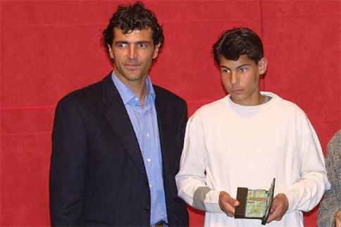 Rafael Nadal and Miguel Angel Nadal (6)