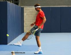 Rafael Nadal practices in Mallorca (5)