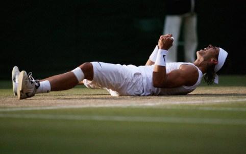Wimbledon 2008 Rafael Nadal v Roger Federer (24)