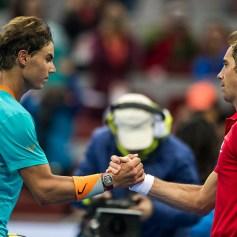 Rafael Nadal beats Richard Gasquet at the China Open 5