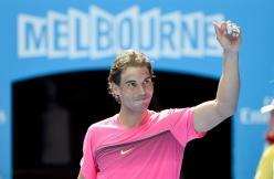 Nadal beat Youzhny Australian Open R1