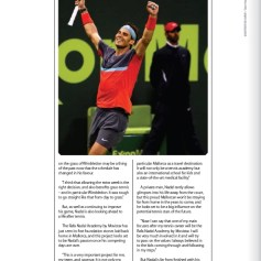 Rafael Nadal Oryx Premium Magazine (5)