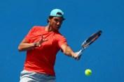 Rafael Nadal practice Australia 2015 (11)