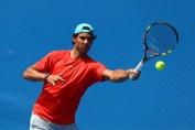 Rafael Nadal practice Australia 2015 (9)