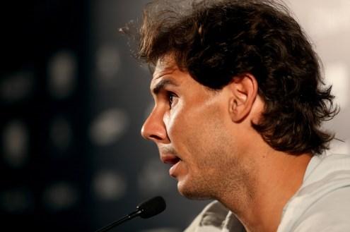 ATP Rio Open 2015 - Press Conference with Rafael Nadal