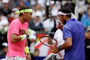 Rafael Nadal, Juan Monaco