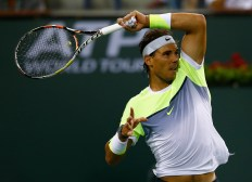 Rafael Nadal Beats Igor Sijsling In Indian Wells Opener (4)