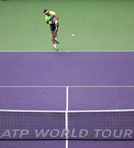 Rafael Nadal beats Nicolas Almagro to reach Miami Open third round (2)