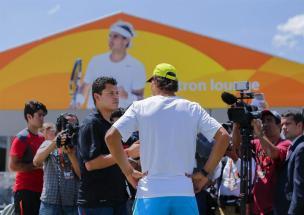 Rafael Nadal entrevista Miami Open 2015