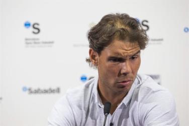 Barcelona Open 2015 Rafael Nadal Pre-Tournament Press Conference (2)
