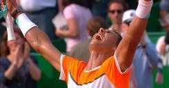 Rafael Nadal beats David Ferrer in Monte Carlo QFs 2015