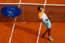 Rafael Nadal plays against David Ferrer in Monte Carlo QFs 2015 (1)