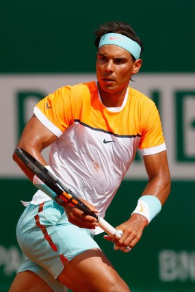 Rafael Nadal plays against David Ferrer in Monte Carlo QFs 2015 (7)
