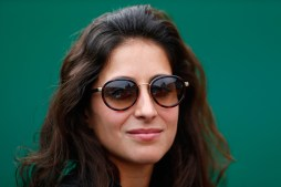 Rafael Nadal's girlfriend Maria Francisca Perello in Monte Carlo 2015