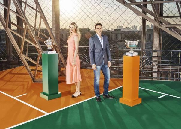 Photo via Roland Garros