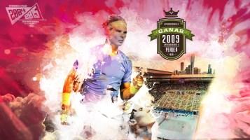 Rafael Nadal Kia Wallpapers 2009