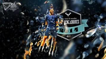 Rafael Nadal Kia Wallpapers 2014