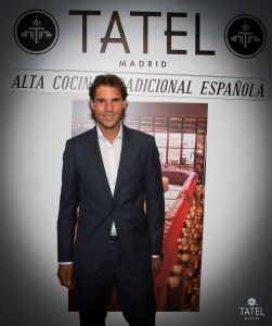Photo via Rafa Nadal Facebook