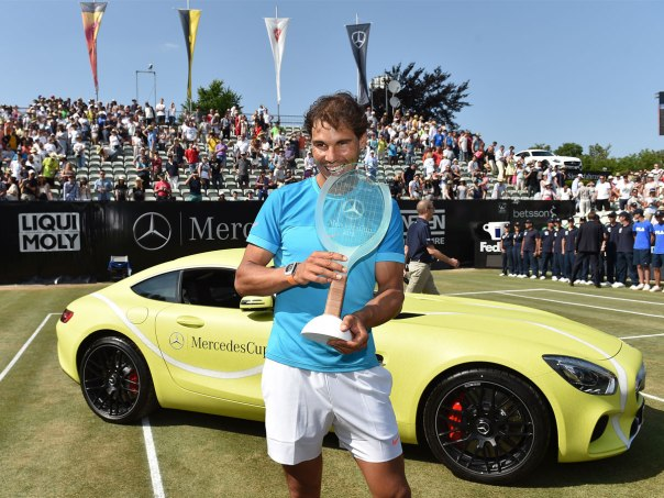 Photo: Mercedes Cup