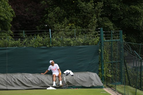 Jed Leicester/AELTC