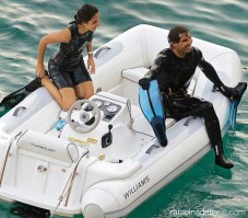 The love boat Rafael Nadal and Maria Francisca Perello